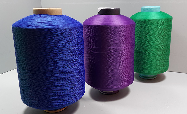 Textured Polyester Yarns